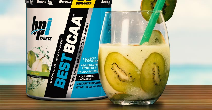 Best BCAA Apple Pear