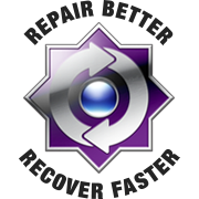 repair better, recover faster
