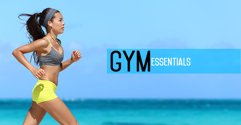 gym essentials: the right playlist