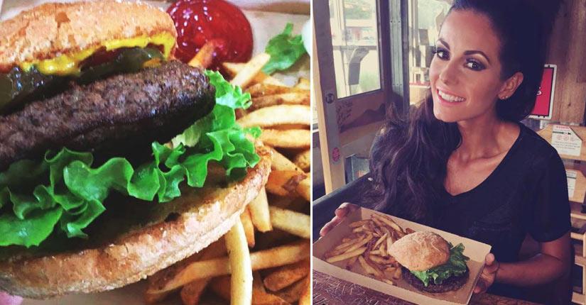 Sarah Evans cheat meal